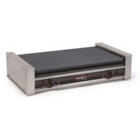 Nemco 8036SX 36 Hot Dog Roller Grill with Non Slip GripsIt