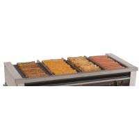 Nemco 80435-36-SLT Divider Kit Fits 8036-SLT Slanted Roller Grill