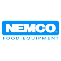 Nemco 66792 Shelf System for 6454. Slightly Angled, 3 Tier, 15