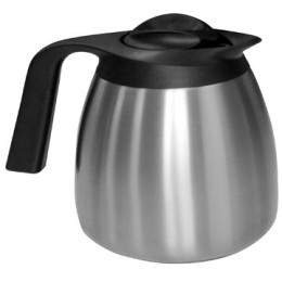 Newco 109115 Thermal Butler Brand Short Thermal Carafe 1.9L Short Brew Thru
