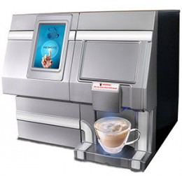 Newco CX Touch Pod and Solubles Coffee Brewer