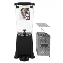 Newco 104244 Cold Brew Coffee 3 Gal Slim Kit with Stand