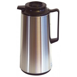 NewTech Coffee Server - 1.9 Liters (Brushed Stainless)