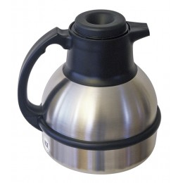 NewTech SH-DE 19 Coffee Server 1.9 Liters Brushed Stainless