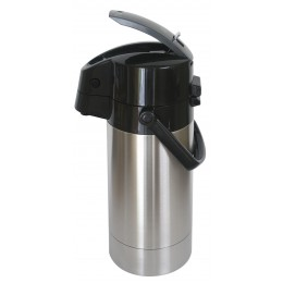 NewTech SR-AG-30 Airpot 3.0 Liters Brushed Stainless