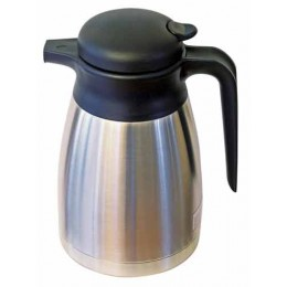 NewTech Coffee Server 1.2 Liters Brushed Stainless - (CS/6)