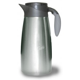 NewTech Coffee Server 1.9 Liters Brushed Stainless - (CS/6)