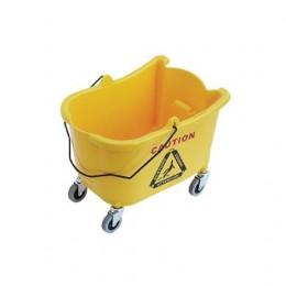 Nexstep 965 MaxiRough Mop Bucket 33 Qt. Yellow