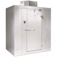 Norlake KLB1010-L Kold Locker Indoor Walk-In Refrigerator 10'L x 10'W x 6'-7