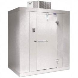 Norlake KL610-L Kold Locker Indoor Walk-In 6'L x 10'W x 6'7