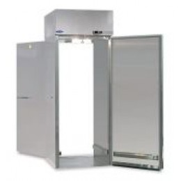 Norlake PWR332SSS/0X Roll-Through Reach-In Refrigerator