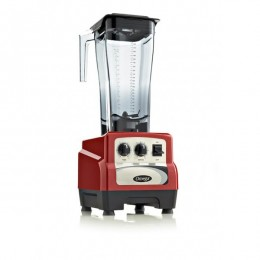 Omega 82 oz 3 HP Variable Speed Commercial Blender w/ Timer Red