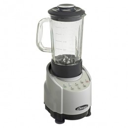 Omega SLK100GS Blender 48oz Container Silver