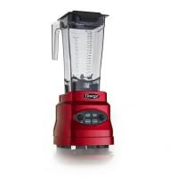 Omega OM7560R 3HP Blender, Timer, Infinity Control Red