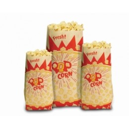 Paragon 1 oz. Popcorn Bags 1000/CS