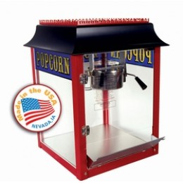 Paragon 1911 4oz Popcorn Machine Red