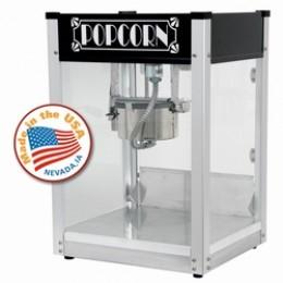 Gatsby 4 oz Popcorn Machine - (Black)