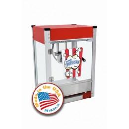 Cineplex Red Popcorn Machine - 4 oz