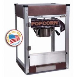 Cineplex Copper 4 oz Popcorn Machine