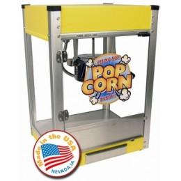Cineplex 1104850 Yellow Popcorn Machine 4 oz