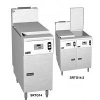 Pitco SRTG-X Solstice Gas Rethermalizer 17.5 Gallon Water Capacity