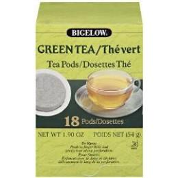 Bigelow 07906 Green Tea Pods 108/CS