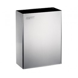 Saniflow PP0279C Stainless Steel Bright Finish Waste Receptacle