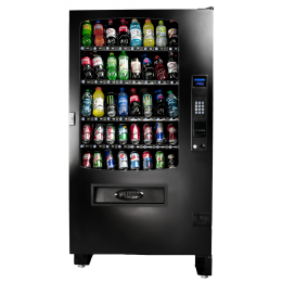 Seaga INF5B Infinity Cold Beverage Vending Machine 39