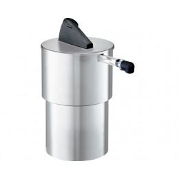 Server Express Round Stainless Steel Condiment Dispenser