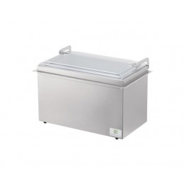 Server Drop-in Insulated Relish Server, 2 1/6-size Steam Table Pans