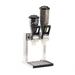 Server Dry Dispenser Countertop Stand