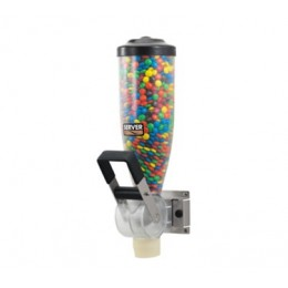 Server Dry Food Dispenser, Single 2L Hopper