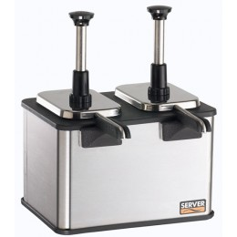 Server 85899 EZ-Topper Pouched Topping Warmer