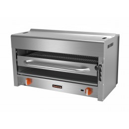 Sierra SRS-36 2-Burner Infrared Salamander Broiler, 40,000 BTU