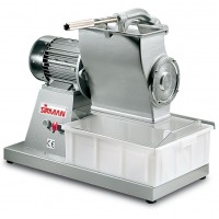 Sirman USA 20400006TF GF HP 4 Hard Cheese Grader 1.4rpm 4hp 3000w 220V 3ph