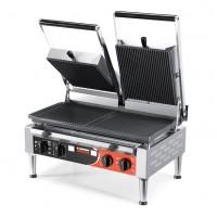 Sirman USA 34A3441105SI PD LL Paninonstick Panini Grill Flat Top Flat Bottom with Timer 4500w 220V