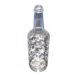 Snowie 12-32oz Plastic Serving Bottles