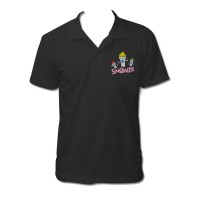 Snowie Golf Shirt Grey (X-Large)