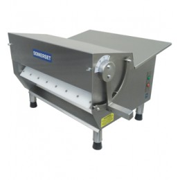 Somerset CDR-500 Dough and Fondant Sheeter 20'' Wide 115V 60Hz