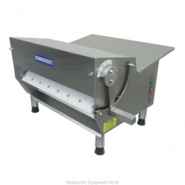 Somerset CDR-300 Dough and Fondant Sheeter 15'' Roller 115V 60Hz