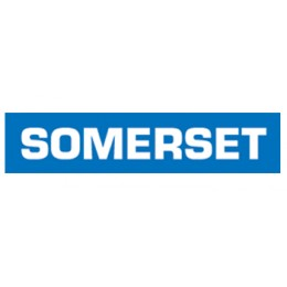 Somerset Pressure Plate Curved 13'' - 19.5'' For Dough Moulder