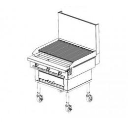 Southbend P60W-CCCCC Platinum Series Sectional Range 60
