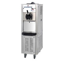 Spaceman 6338H Soft Serve Floor Machine 1 Hopper