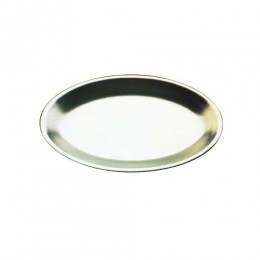 Tomlinson 1006370 Oval Dinner Platter 8 x 12 Burnished Finish 12/CS