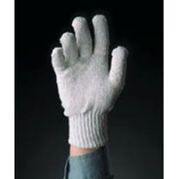 Tomlinson 93WCT Cotton Knit Work Gloves Mens White 360/CS