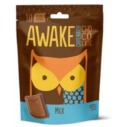 Awake Chocolate Bites Milk Chocolate, 5.29 oz Each, 6 Total