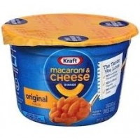Kraft Easy Mac Original, 2.05 oz Each, 10 Total