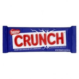Crunch Vend Bar, 1.55 oz Each, 10 Boxes of 36 Bars, 360 Total
