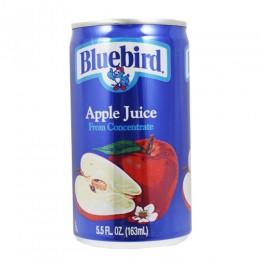 Bluebird 100% Apple Juice, 5.5 oz Each, 48 Cans Total