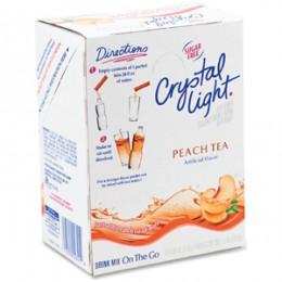 Crystal Light On the Go Peach Tea Mix, 120 Total
